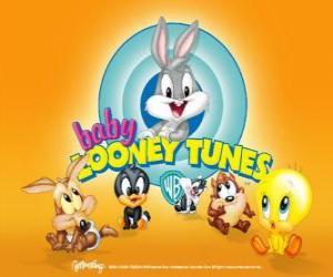 Rompicapo di Baby Looney Tunes