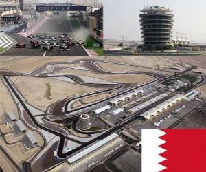 Rompicapo di Bahrain International Circuit