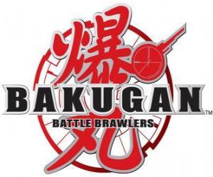 Rompicapo di Bakugan logo