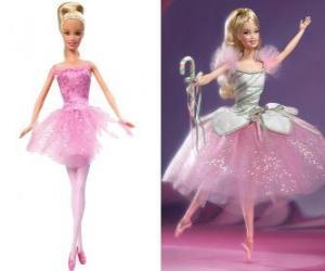 Rompicapo di Ballerina Barbie