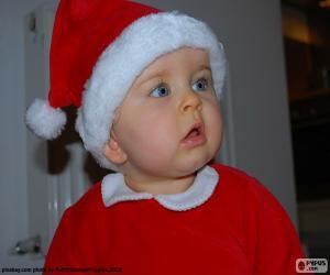 Rompicapo di Bambino, Babbo Natale