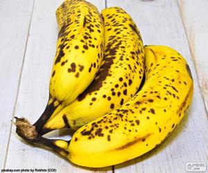 Rompicapo di Banane mature