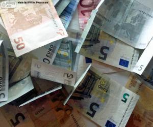 Rompicapo di Banconote in euro