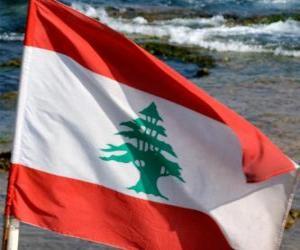 Rompicapo di Bandiera del Libano