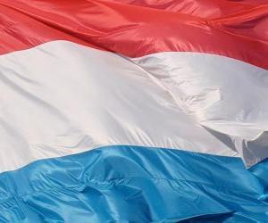 Rompicapo di Bandiera del Lussemburgo