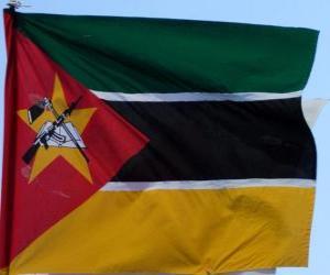 Rompicapo di Bandiera del Mozambico