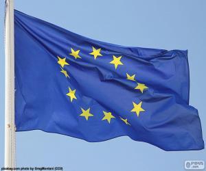 Rompicapo di Bandiera dell'Europa