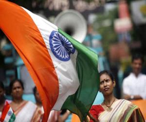 Rompicapo di Bandiera dell'India