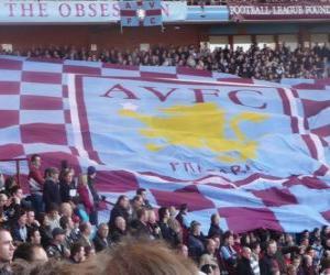 Rompicapo di Bandiera della Aston Villa FC