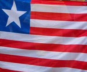 Rompicapo di Bandiera della Liberia