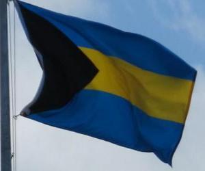 Rompicapo di Bandiera delle Bahamas