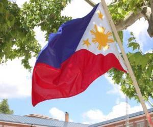 Rompicapo di Bandiera delle Filipine