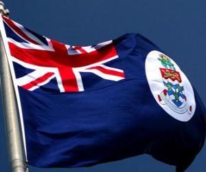 Rompicapo di Bandiera delle Isole Cayman