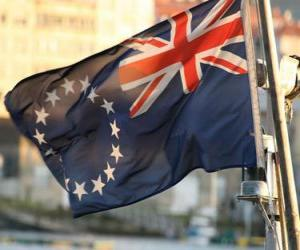 Rompicapo di Bandiera delle Isole Cook