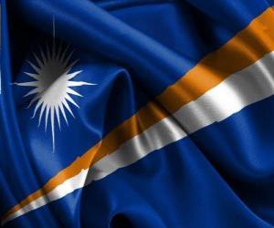 Rompicapo di Bandiera delle Isole Marshall