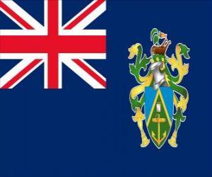 Rompicapo di Bandiera delle isole Pitcairn