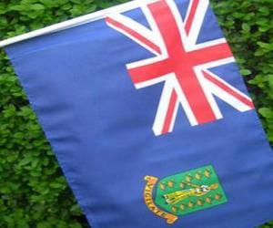 Rompicapo di Bandiera delle Isole Vergini britanniche