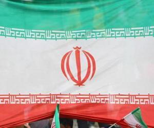 Rompicapo di Bandiera dell'Iran