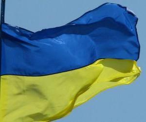 Rompicapo di Bandiera dell'Ucraina