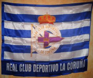 Rompicapo di Bandiera Deportivo de La Coruña