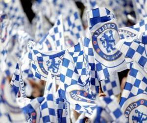 Rompicapo di Bandiera di Chelsea F.C.
