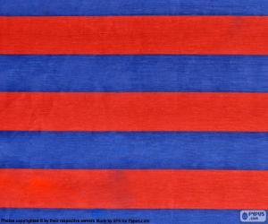 Rompicapo di Bandiera di F. C. Barcelona