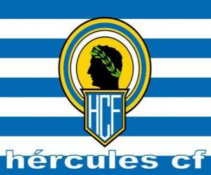 Rompicapo di Bandiera di Hércules Club de Fútbol