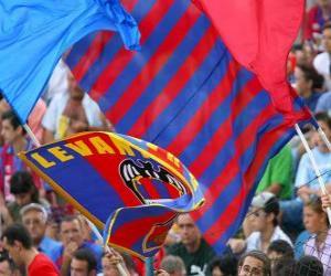 Rompicapo di Bandiera di Levante Unión Deportiva