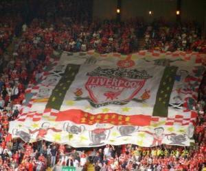 Rompicapo di Bandiera di Liverpool F.C.