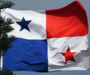 Rompicapo di Bandiera di Panama