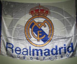 Rompicapo di Bandiera di Real Madrid