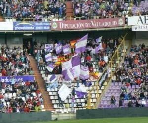 Rompicapo di Bandiera di Real Valladolid C. F.
