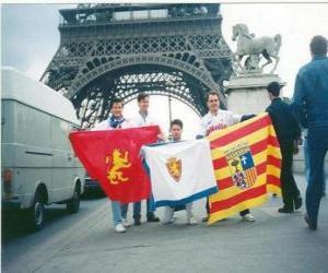 Rompicapo di Bandiera di Real Zaragoza