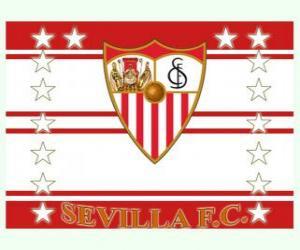 Rompicapo di Bandiera di Sevilla FC