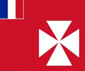 Rompicapo di Bandiera di Wallis e Futuna