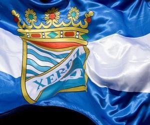 Rompicapo di Bandiera di Xerez C.D