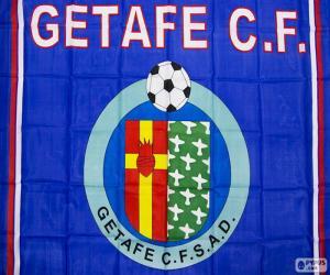 Rompicapo di Bandiera Getafe C.F.