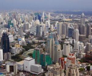 Rompicapo di Bangkok, Thailandia