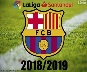 Rompicapo di Barça, campione 2018-2019