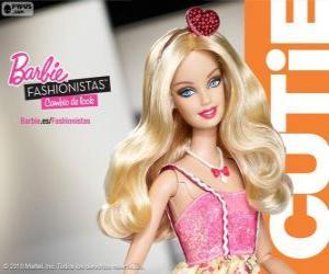 Rompicapo di Barbie Fashionista Cutie