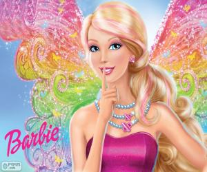 Rompicapo di Barbie segreto fata