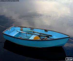 Rompicapo di Barca blu