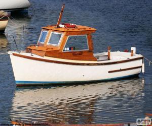 Rompicapo di Barca da pesca