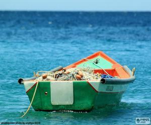 Rompicapo di Barca dei pescatori