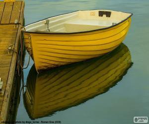 Rompicapo di Barca gialla