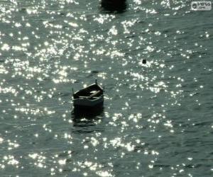 Rompicapo di Barca in acqua