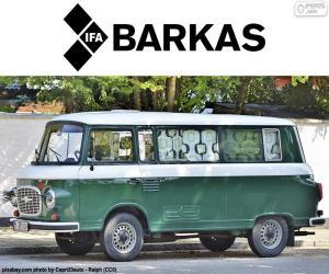 Rompicapo di Barkas B1000