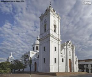 Rompicapo di Basilica Cattedrale di Santa Marta, Colombia