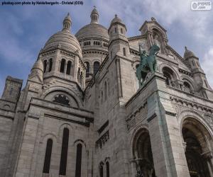 Rompicapo di Basilica di Sacré-Cœur, Parigi