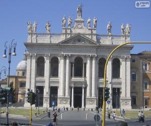 Rompicapo di Basilica di San Giovanni in Laterano, Roma